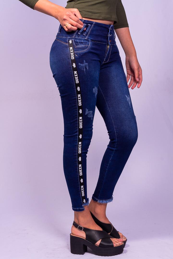 Pantalones Jeans GUERRERAZ CINTA YOURSELF JEAN 3 BOTON 734a00f05565